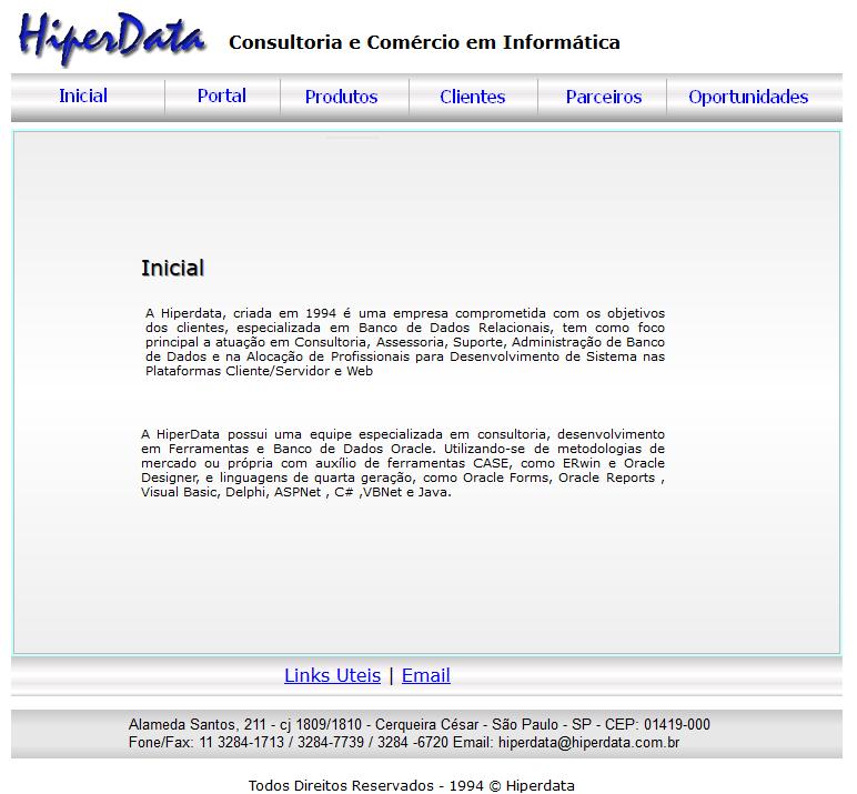 HiperData Consultoria e Comércio em Informática